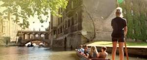 Cambridge - the River Cam