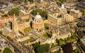 The University city of Oxford